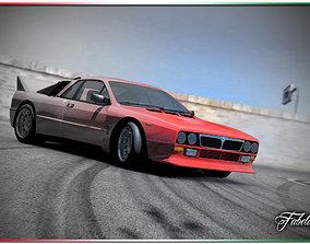 3D model Lancia 037 Stradale STD MAT