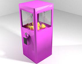 3D Arcade Game - Claw Crane