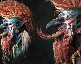 3D print model World of Warcraft sculpture