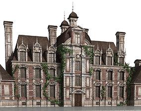 3D model Chateau