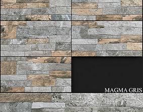3D Keros Magma Gris