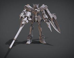 Wing Gundam EW ver 3D printable model