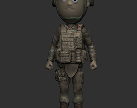 3D printable model 1SG Little Top Collectable 2
