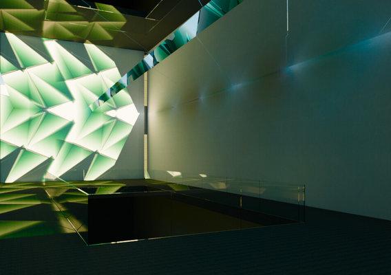 3D Revit Cultural Center