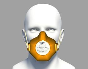 PROTECTIVE MASK covid-19 3D printable model