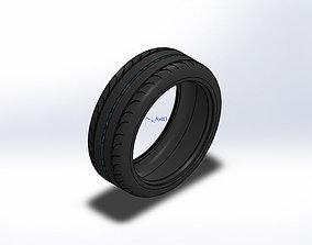 3D tire 175 55 13