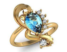Ring grusha 3D printable model