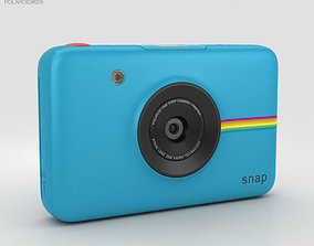 Polaroid Snap Instant Digital Camera 3D model