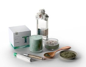 3D model Jade Matcha Collection Products