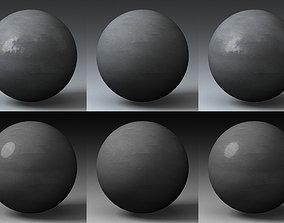 Concrete Shader 0012 3D model