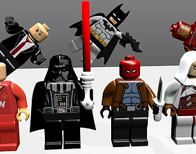 3D ALL LEGO BONUS