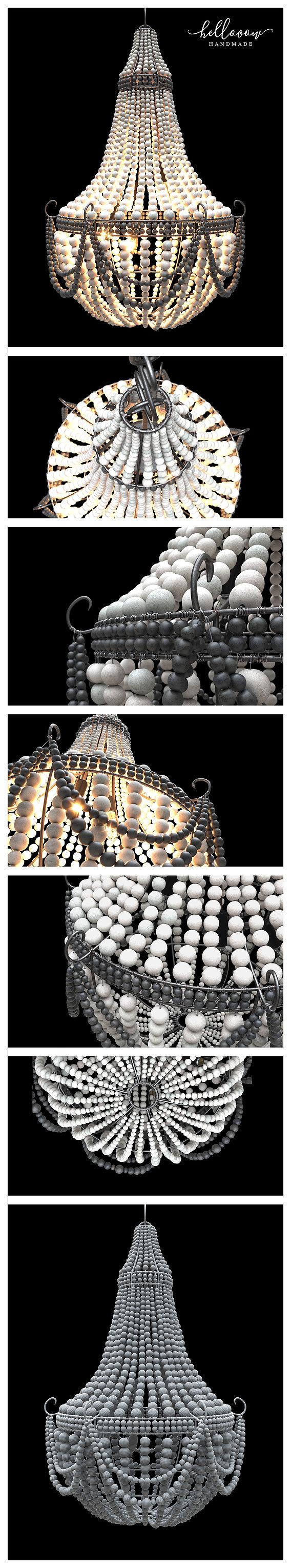 Hellooow-Teardrop-chandelier