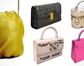 3D Luxury Handbags