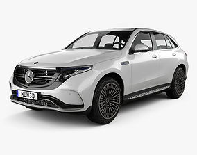3D Mercedes-Benz EQC 2020 mercedes
