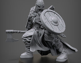Norse Warrior 3D printable model