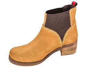 Chelsea boots - woman 3D