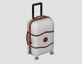3D model DELSEY Paris Chatelet Hardside Luggage