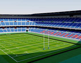 3D International Stadium Yokohama - Japan