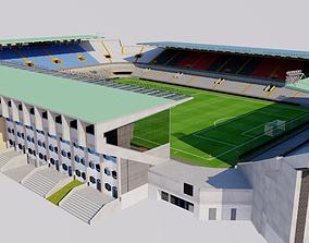 3D Jan Breydel Stadium - Bruges Belgium