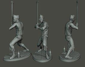 3D print model Dancing Coffin Meme C 002
