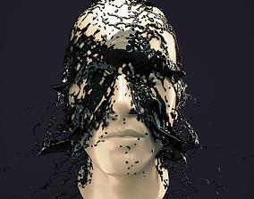 Splash Head 7 3D model