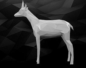 3D Printable model of Doe