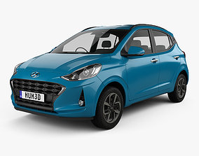 Hyundai i10 Grand Nios 2019 3D model