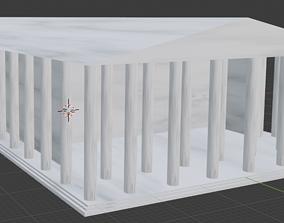 partenone 3D model