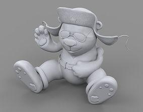 ear flaps 3D print model