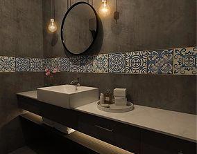publicrestroom Restroom 3D model