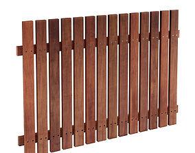 Fence 18 3D model