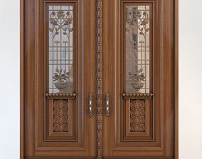 Classic Doors 3D model
