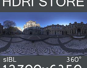 3D Conscience square HDRi