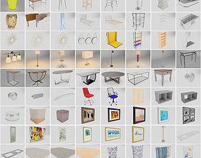 More than 85 Furniture Models
