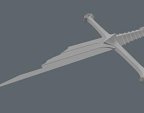 3D print model Narsil
