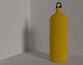 3D Canteen - water - bottle