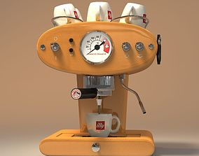 francise francise coffee machine 3D