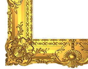 gallery 3D carved frame