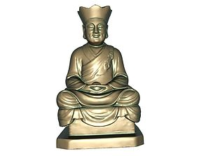 3D printable model Jizo Buddha