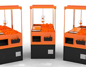 3D Claw Machine