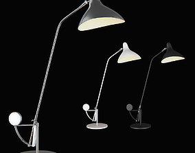 Manti Lightstar Table lamp 3D model lighting