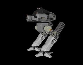 3D ED 209 Robocop