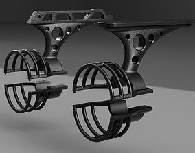ROV Thruster Bracket For SUP 3D printable model