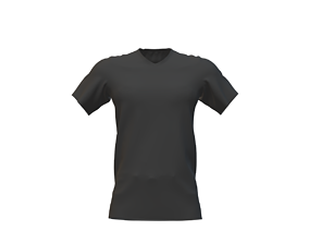 3D model Free T-Shirt