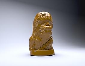 3D print model toy Chewbacca