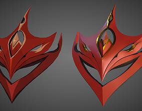 Genshin Impact Tartaglia Childe s Mask 3D Print