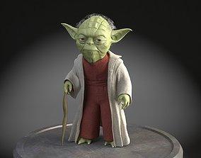 Star Wars Yoda 3D