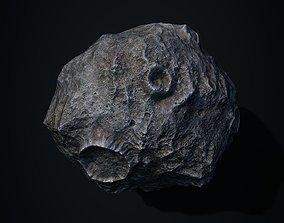 3D asset Meteorite PBR