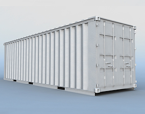 trading 3D Shipping Container
