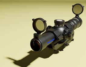 3D 8x scope by BARSKA